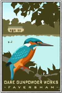 Kingfisher Oare Gunpowder Works