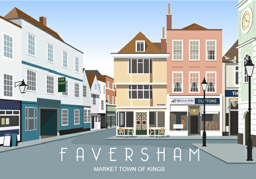 Faversham Market Place