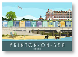 Frinton-on-Sea landscape