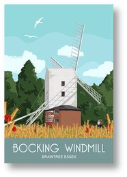 Bocking Windmil, Braintree